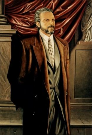 Carlo Piterà, Autoritratto, 1998